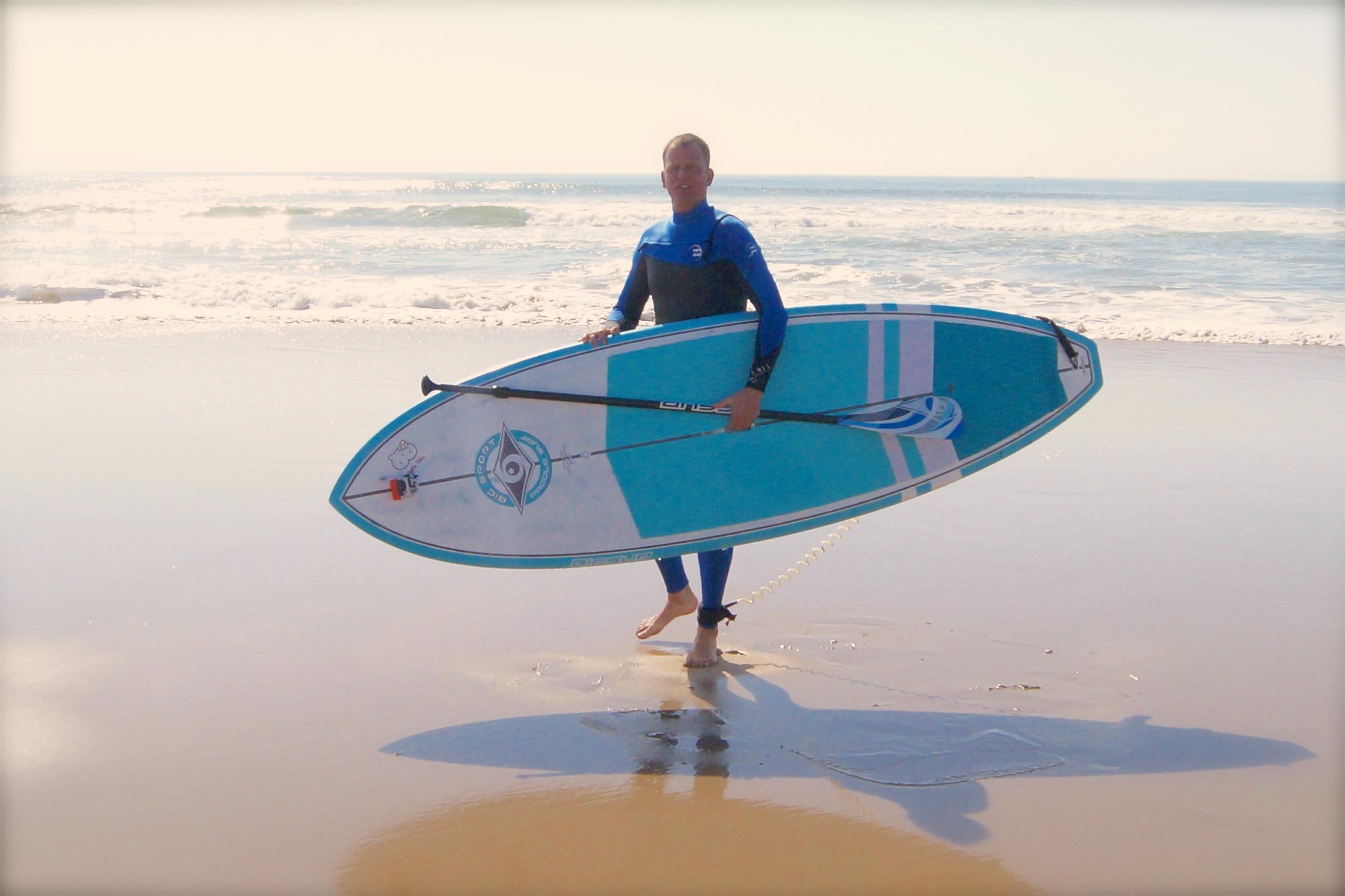 Surfurlaub Lissabon strand Surfer Reise