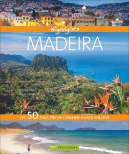 Buchtitel Highlights Madeira