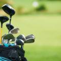 Golfgepäck im Urlaub