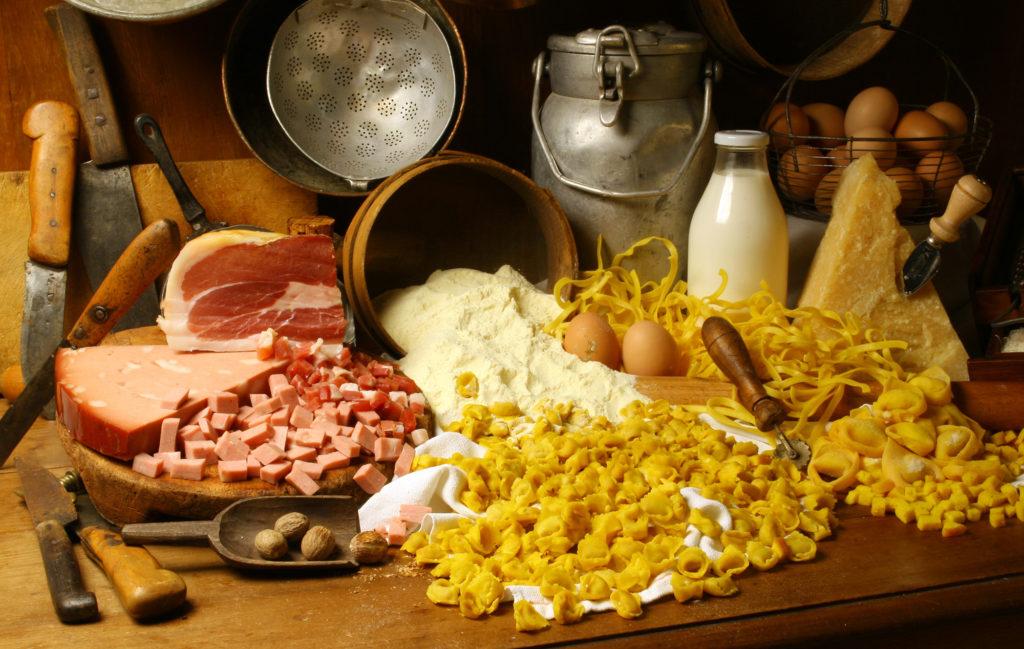Kulinarische Spezialitäten an der Adria