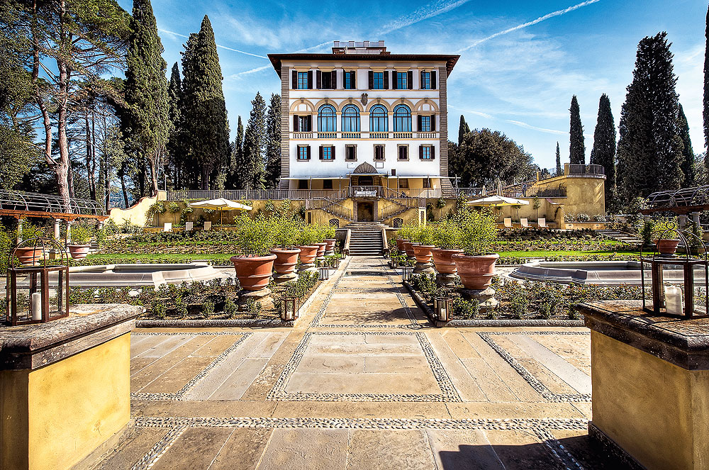 Il Salviatino in der Toskana