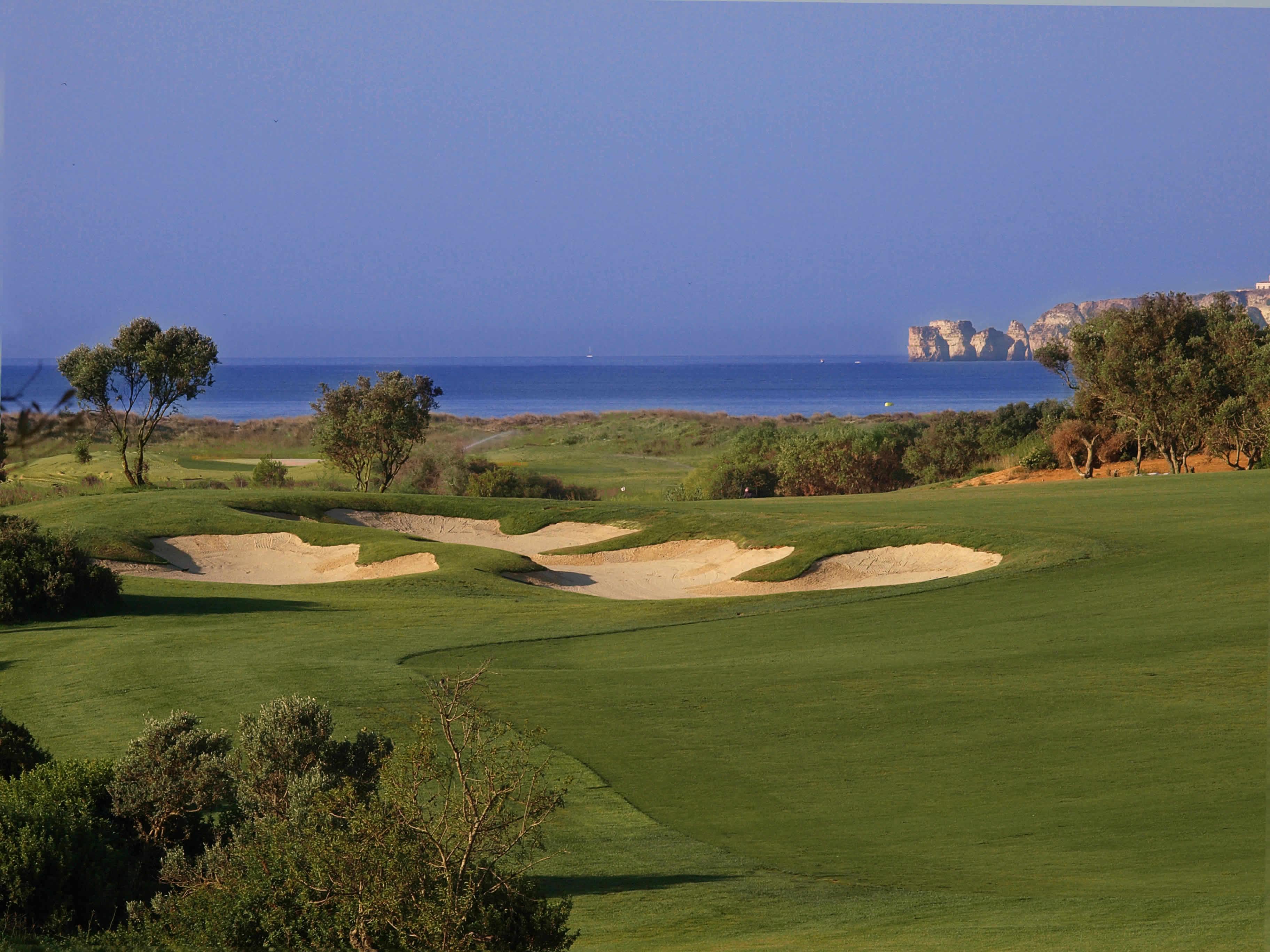 Palmares Golfplatz Algarve Portugal