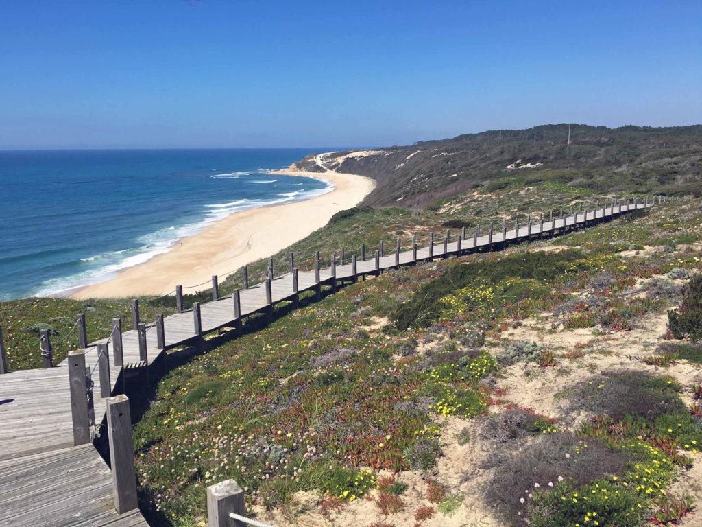 Portugiesischer Jakobsweg Küste