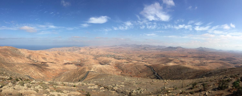 Aussichtspunkt auf Fuerteventura