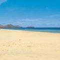 Sandstrand von Porto Santo