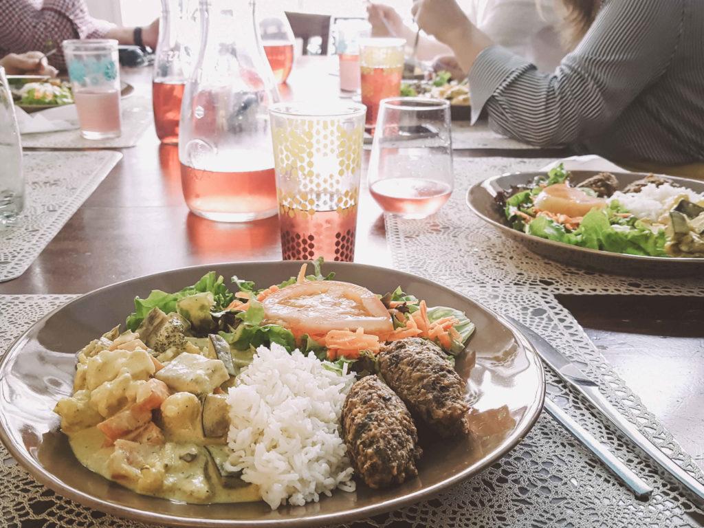Essengehen auf Sao Miguel