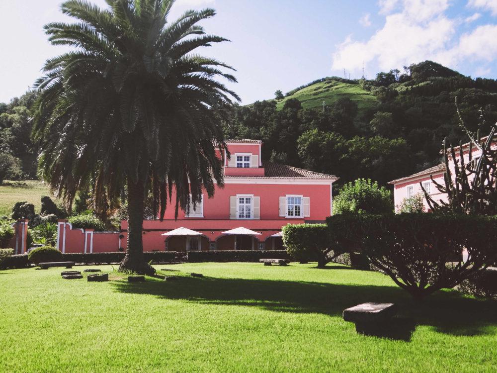 Solar de Lalém auf Sao Miguel Azoren