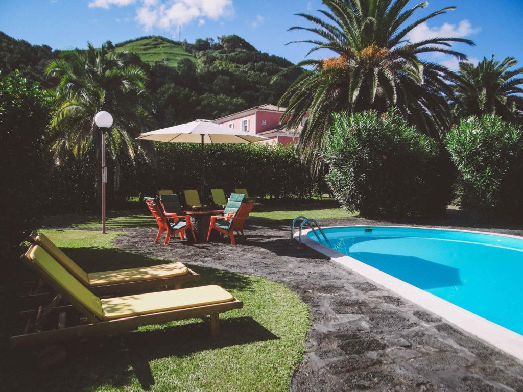 Garten und Pool Solar de Lalém