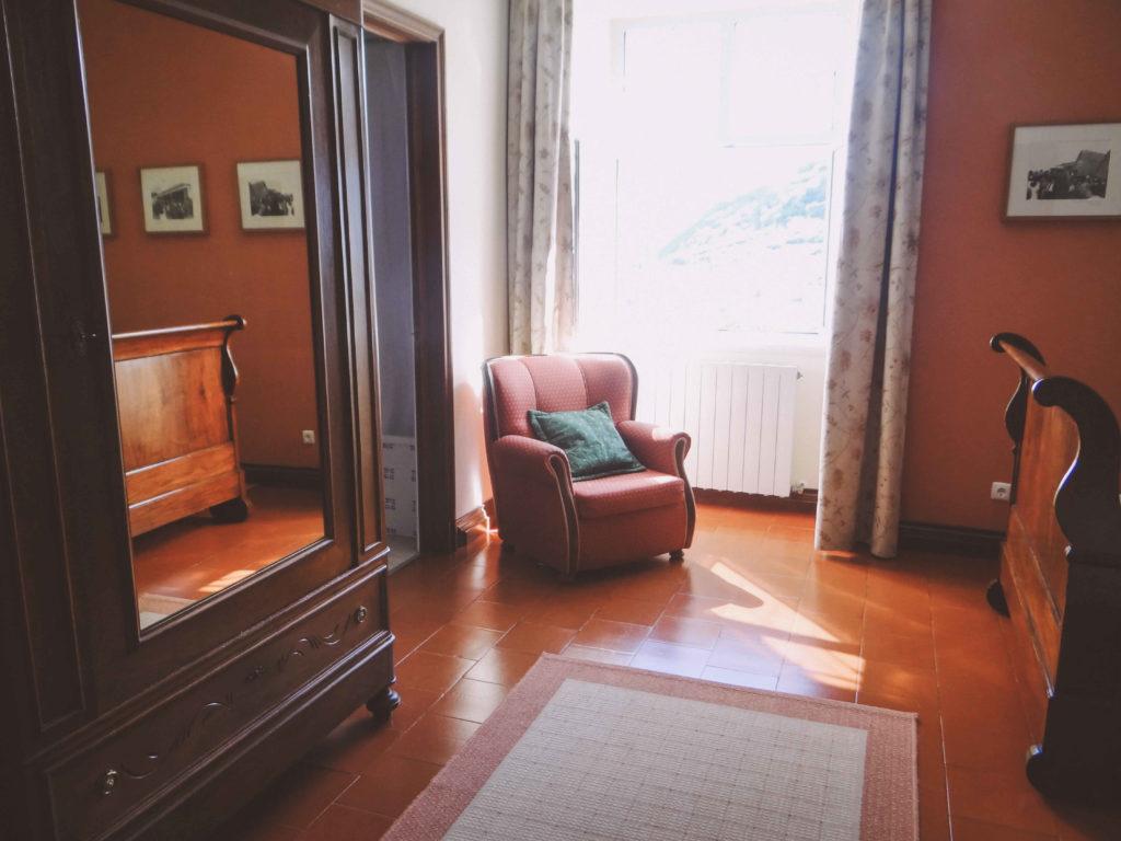 Zimmer im Solar de Lalém