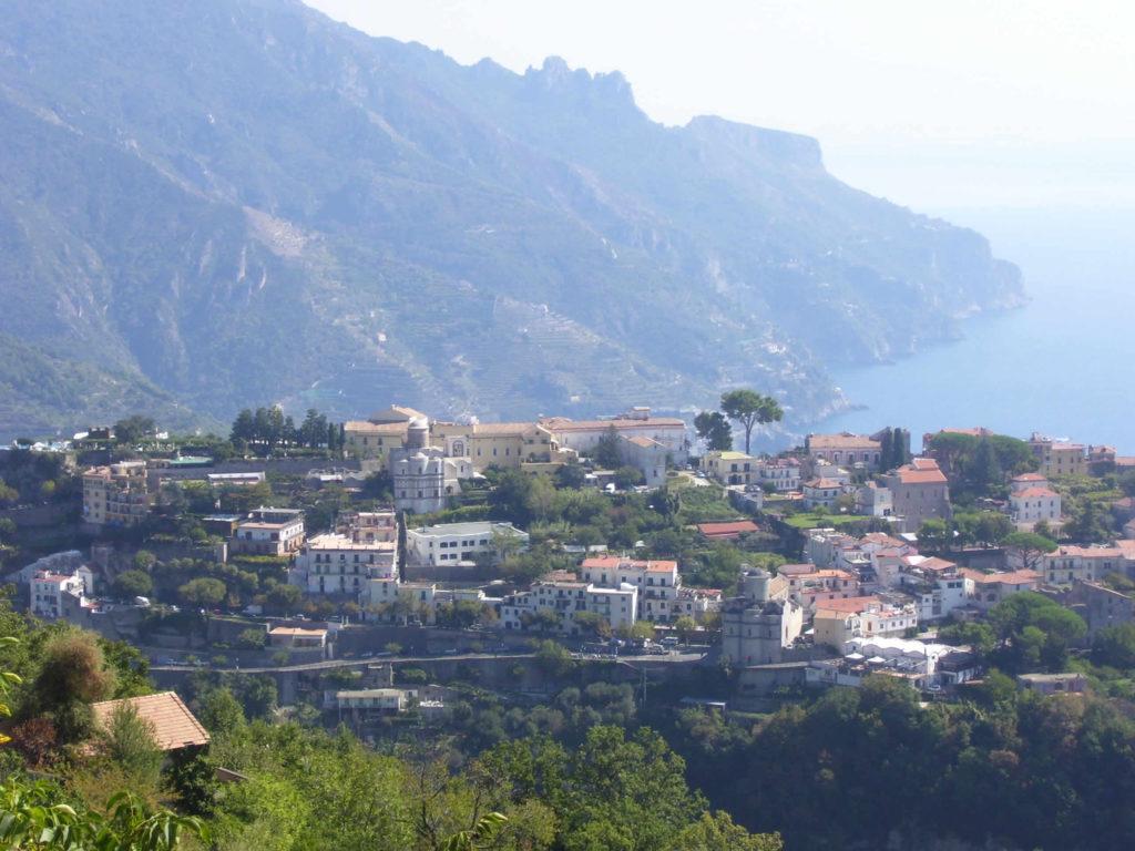 Wandern an der Amalfiküste