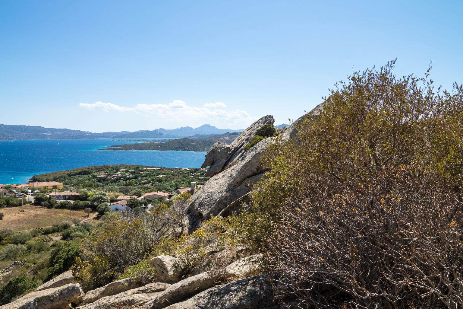 Nordsardinien Küste