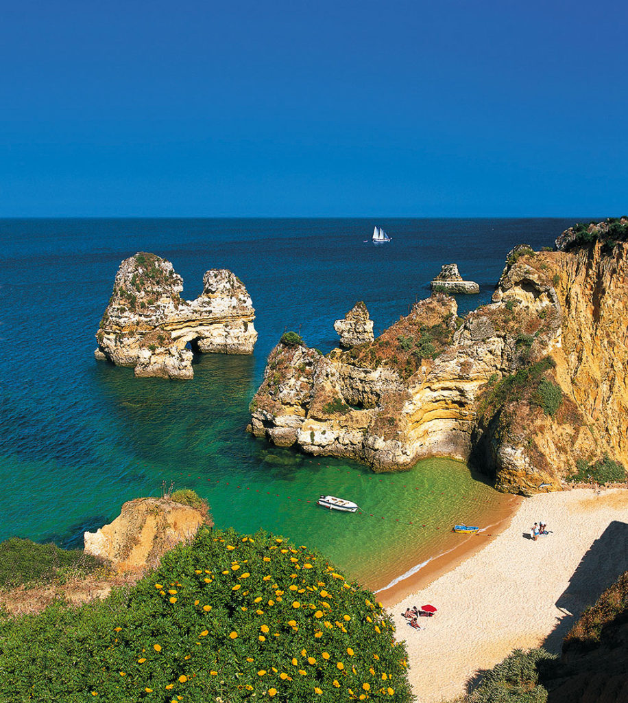 Lagos Algarve Praia do Camilo