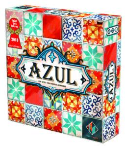 Spiel des Jahres Azul