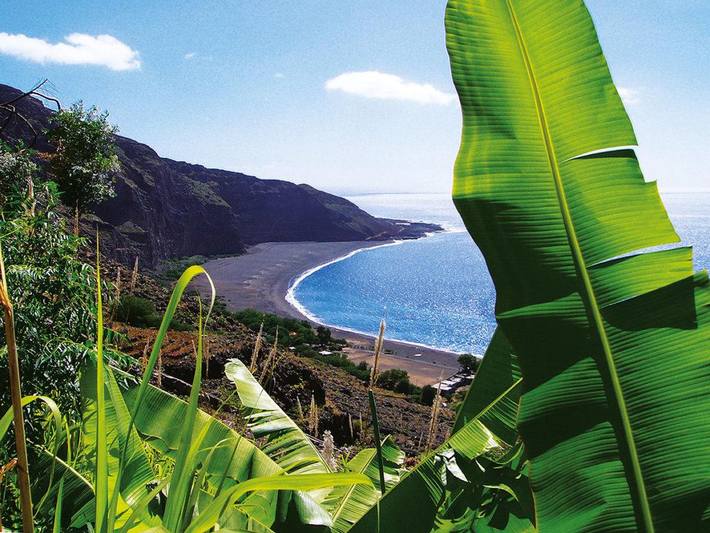 Strand auf Santo Antao Kapverden