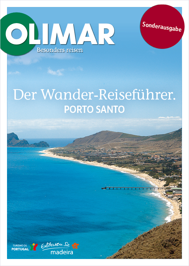 OLIMAR Porto Santo Wander-Reisführer