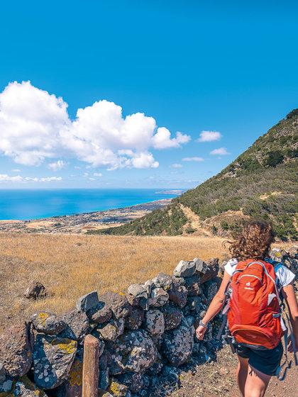Wandern auf Porto Santo