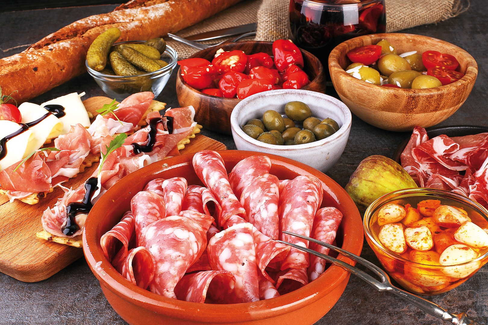 Spaniens Tapas-Spezialitäten