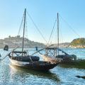 Porto Boote auf dem Douro