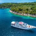 Kreuzfahrt in Dalmatien mit der Yacht Providenca