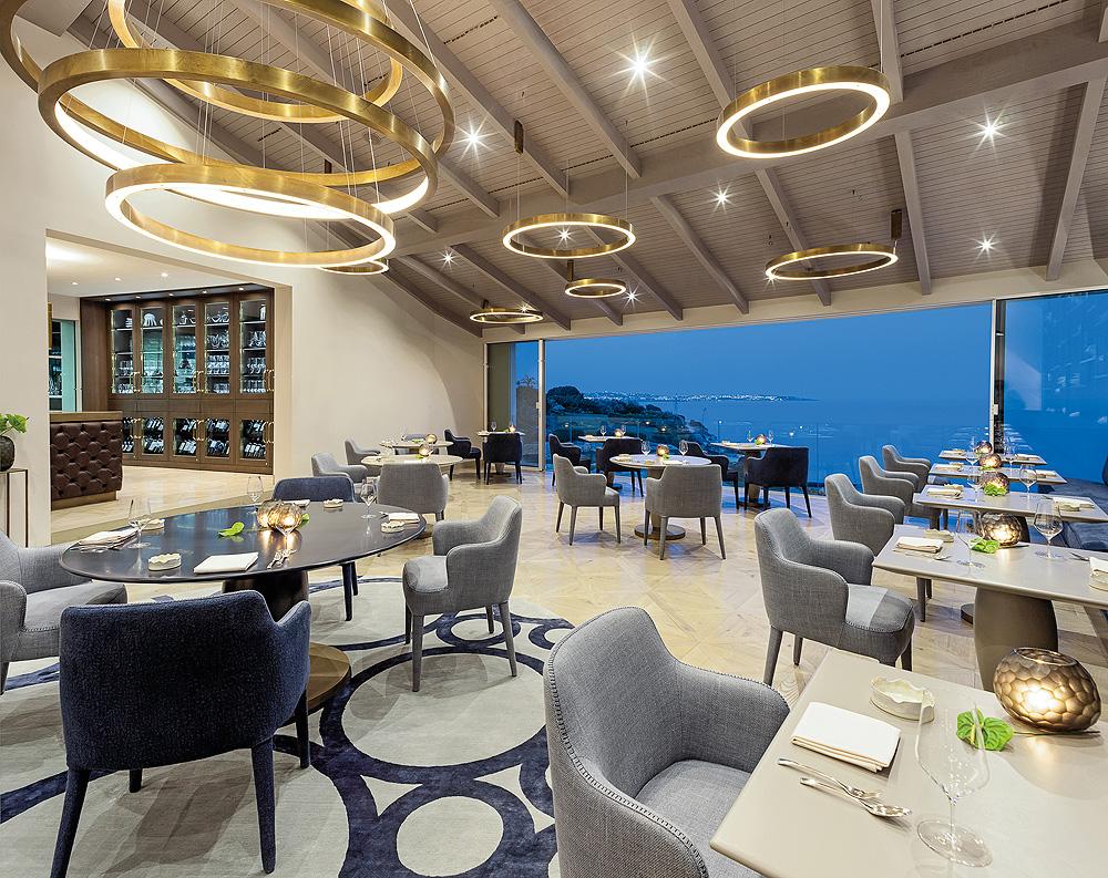 Ocean Restaurant im Vila Vita Parc Resort