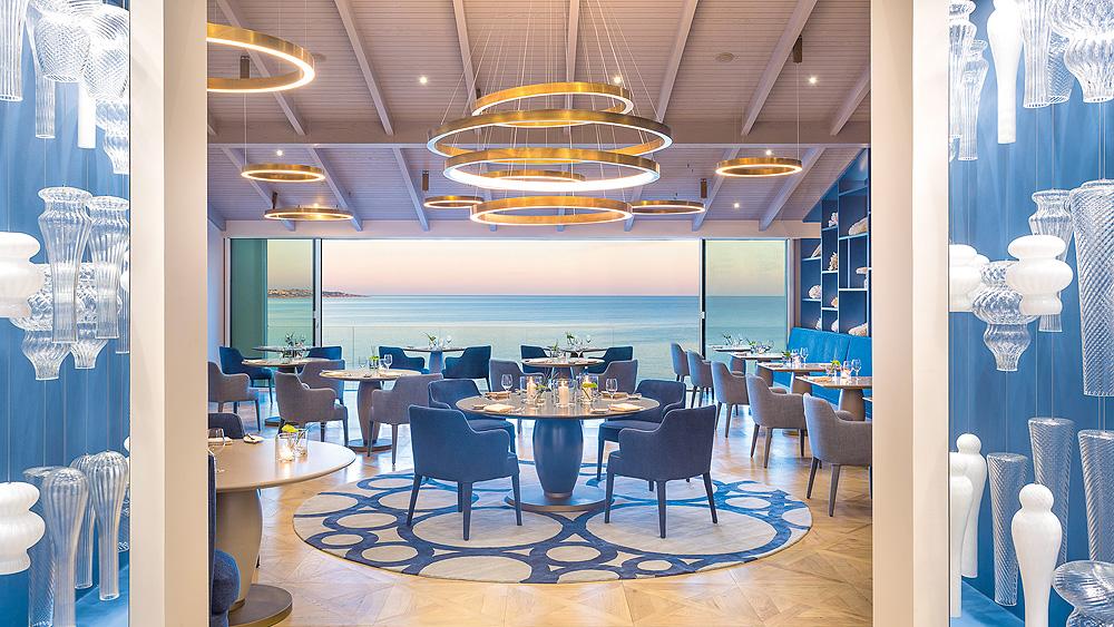 Vila Vita Parc Resort mit Restaurant Ocean