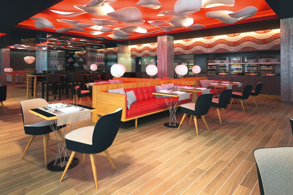 Restaurant Gusto im Hotel Conrad Algarve