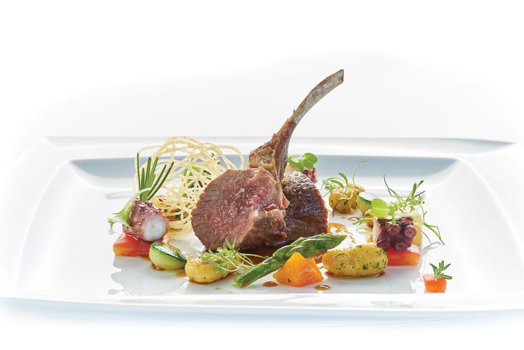 Feines Essen im Restaurant des Belmond Reid's Palace
