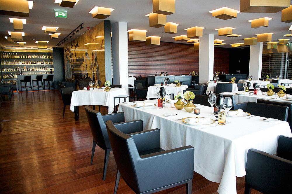 Restaurant Feitoria im Altis Belém Hotel & Spa