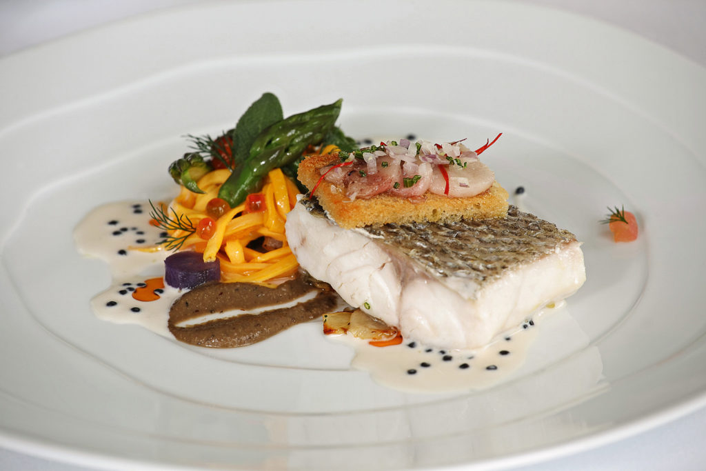 Hauptspeise Yeatman Restaurant Porto