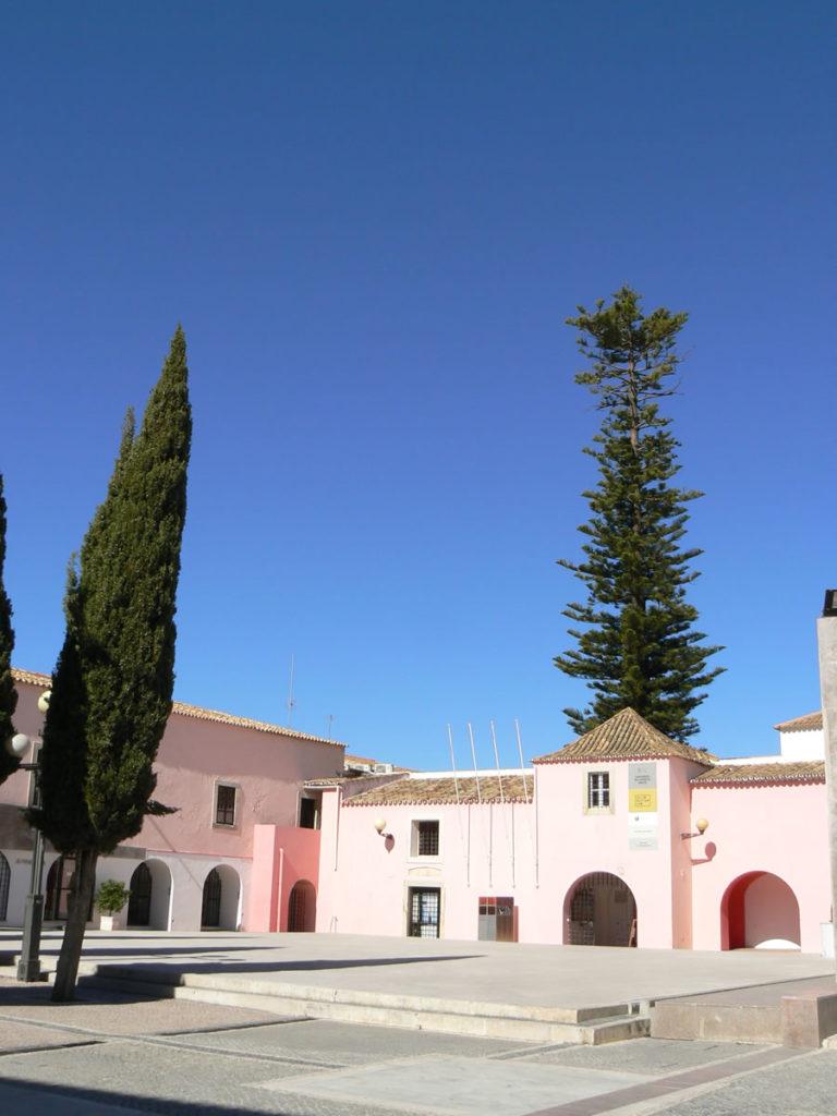 Kloster Espirito Santo in Loulé