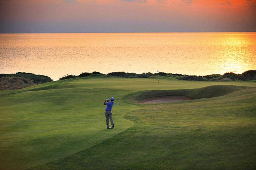 The Dunes Golfplatz Costa Navarino
