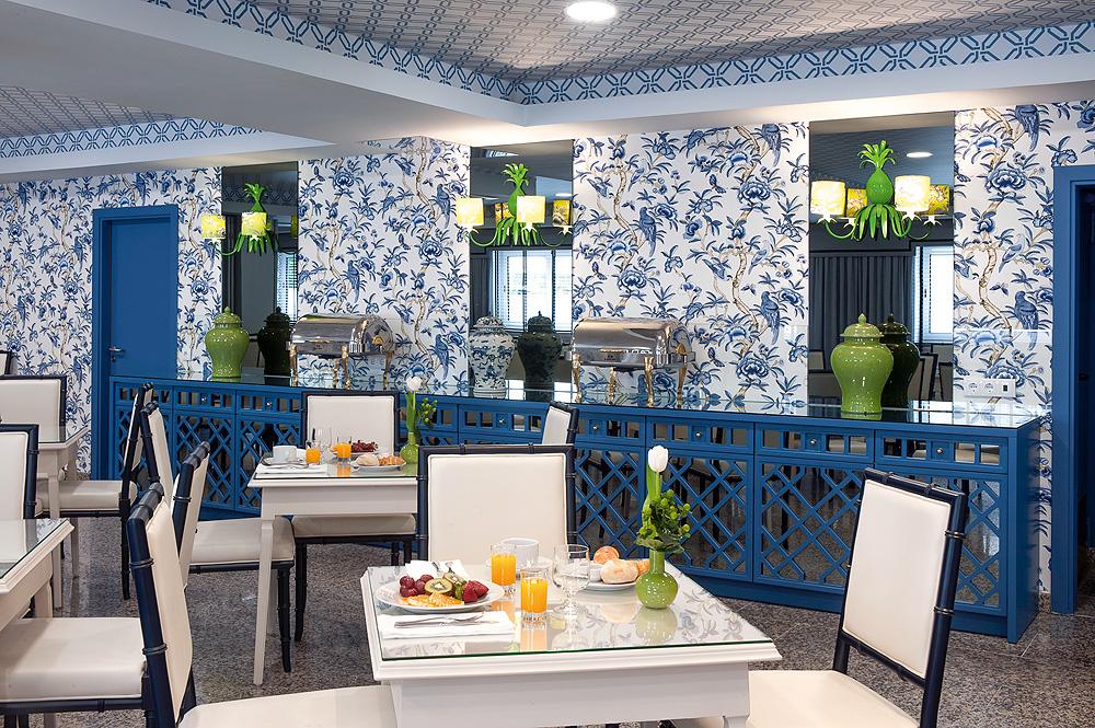 Restaurant Hotel Coracão de Fátima