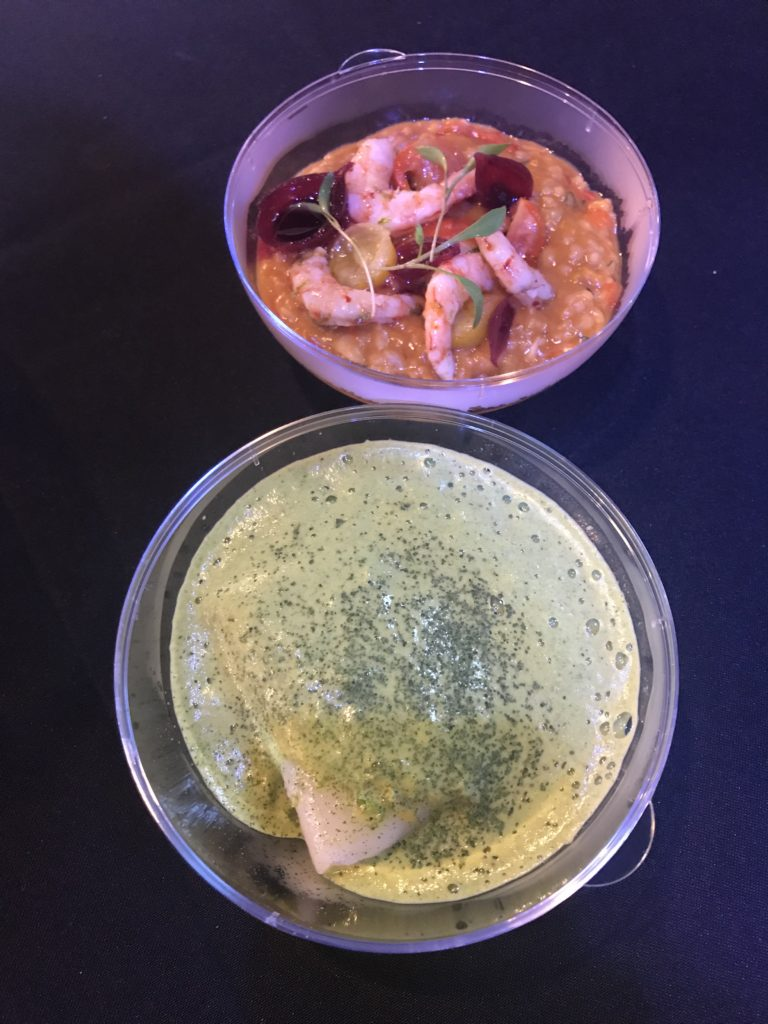 Couscous Gambas und Bacalhao