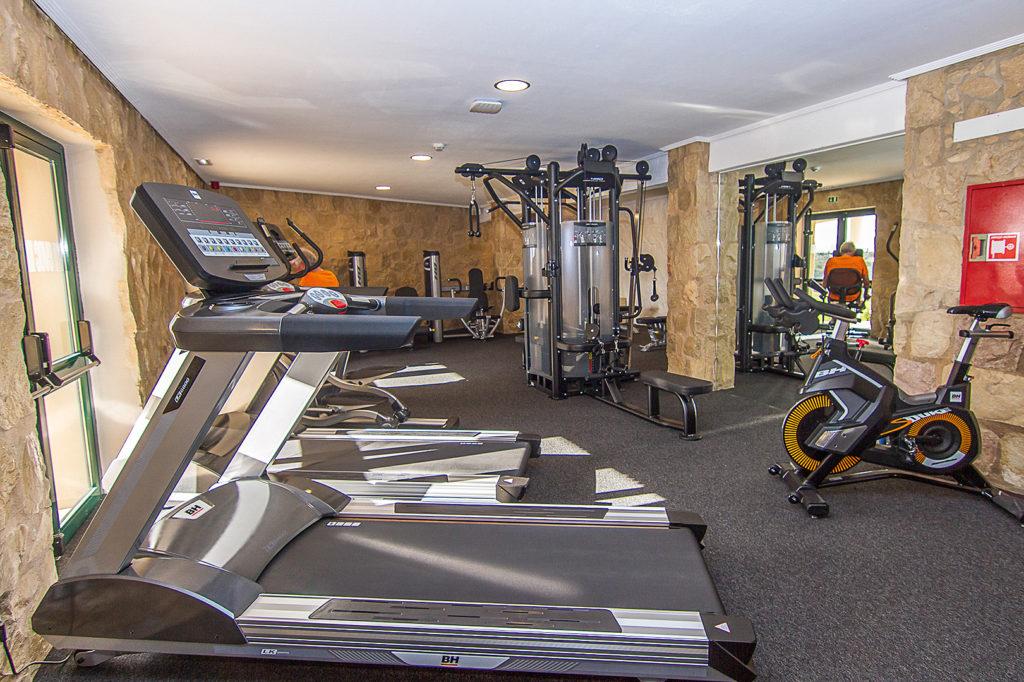 Fitnessraum Pestana Gramacho Residences