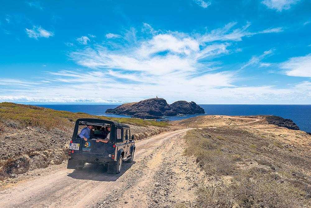 Jeep Porto Santo