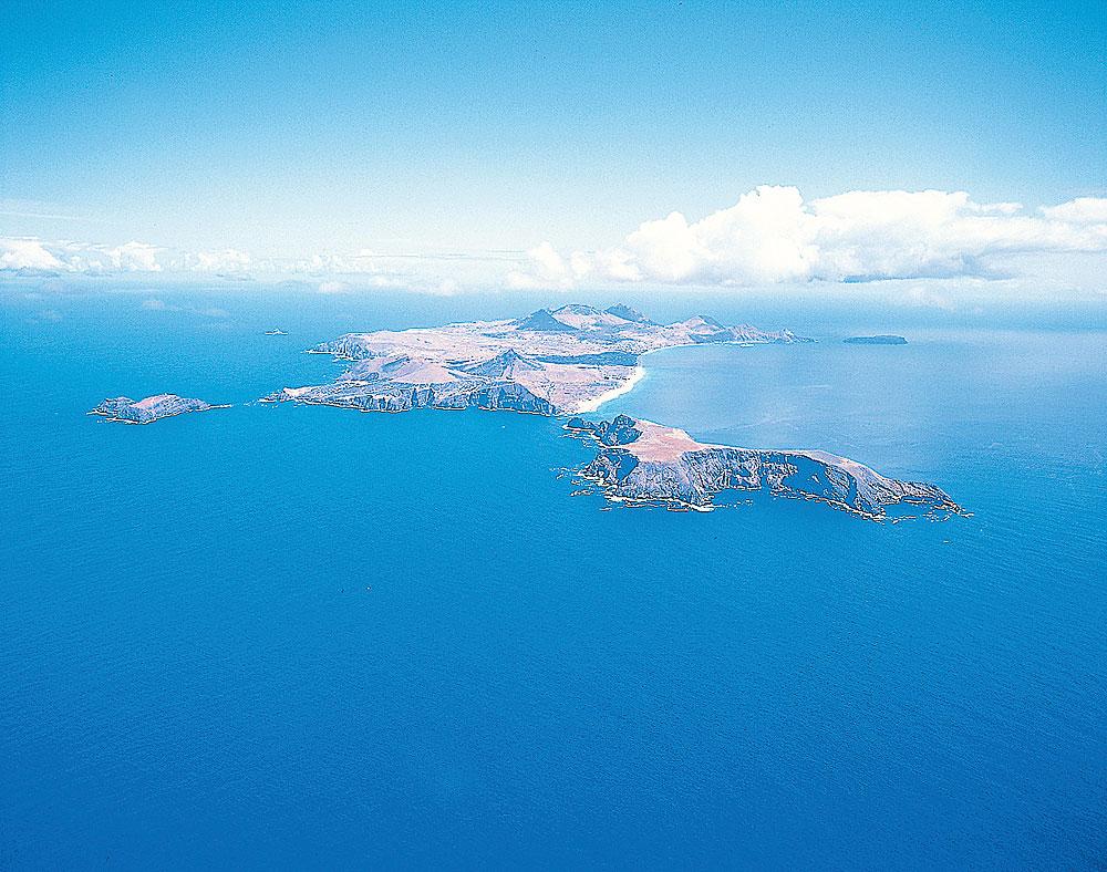 Luftbild Porto Santo