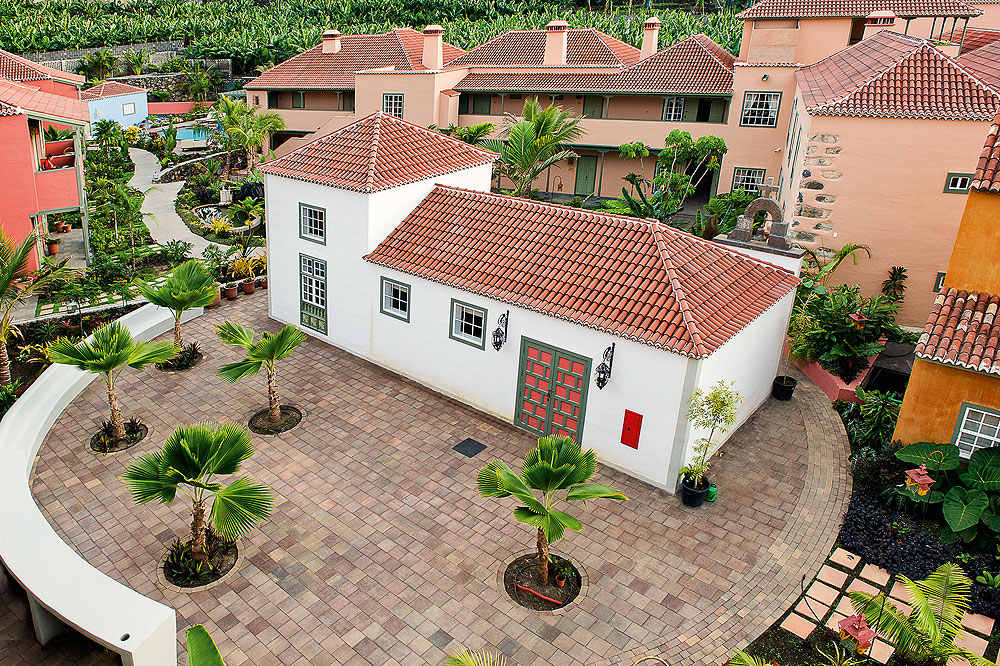 Außenansicht Hacienda de Abajo