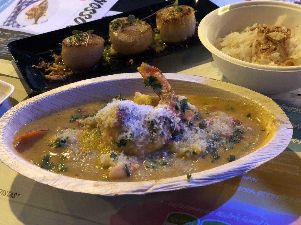 Sea Curry