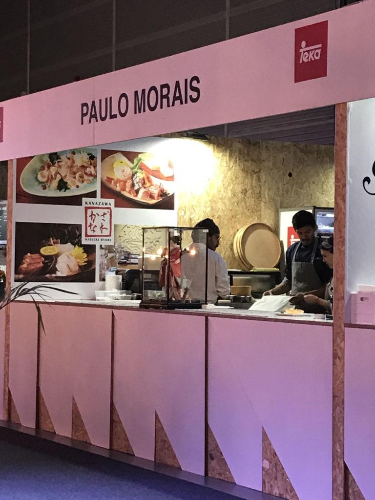 Stand von Paulo Morais