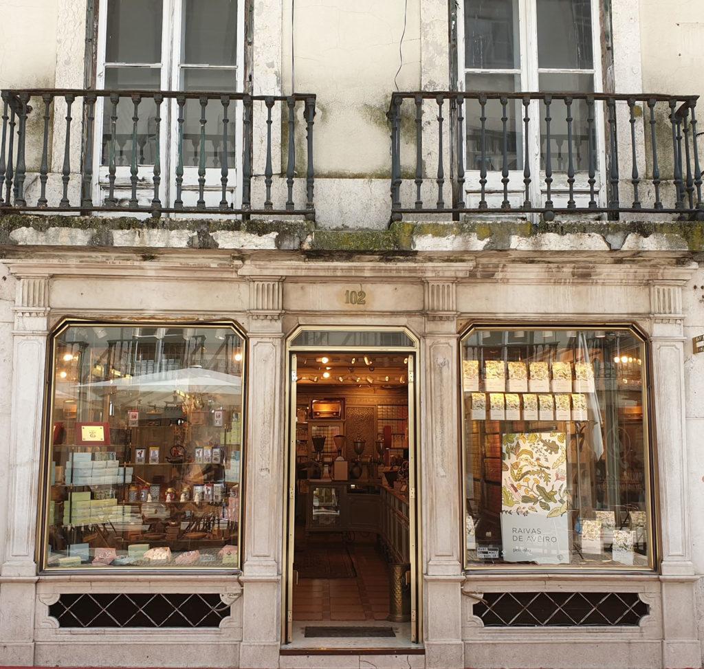 Caféhaus Casa de Pereira de Conceicao Lissabon