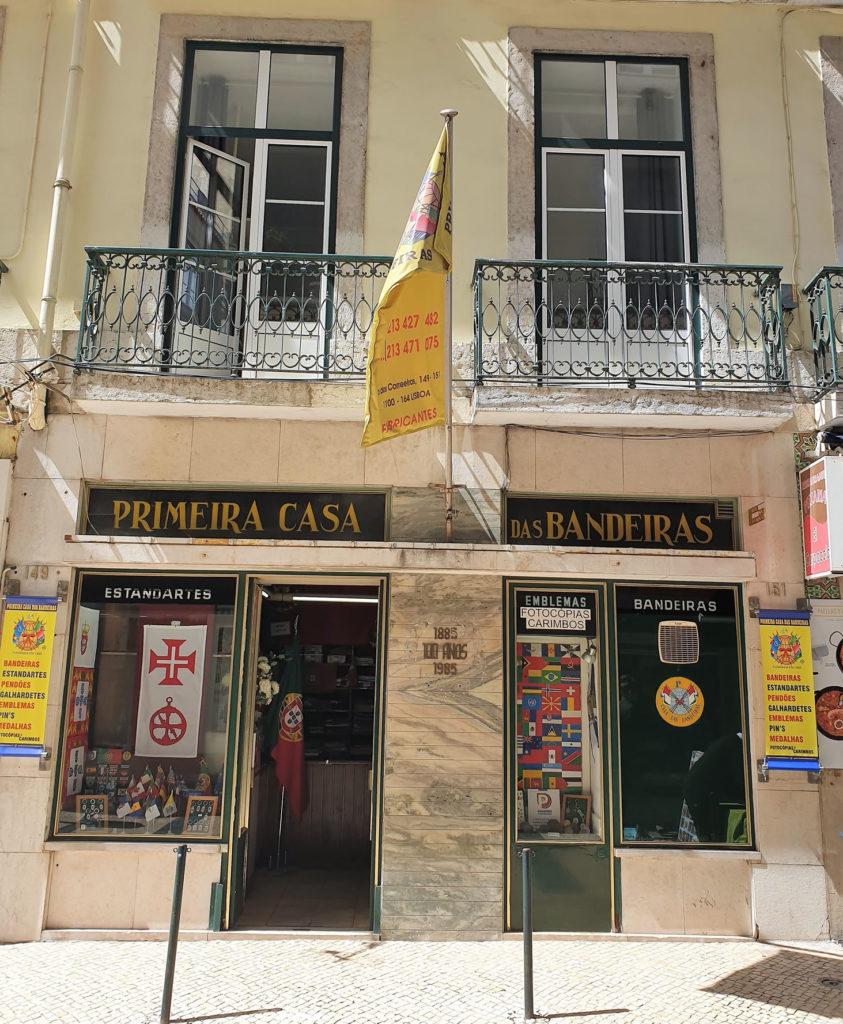 Flaggenhaus Lissabon