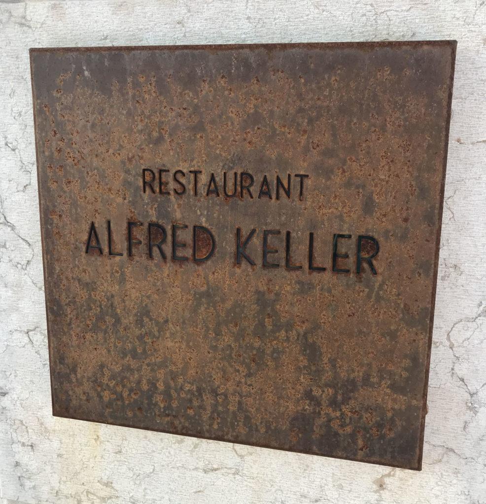 Restaurant Alfred Keller Boutique Hotel Alhambra