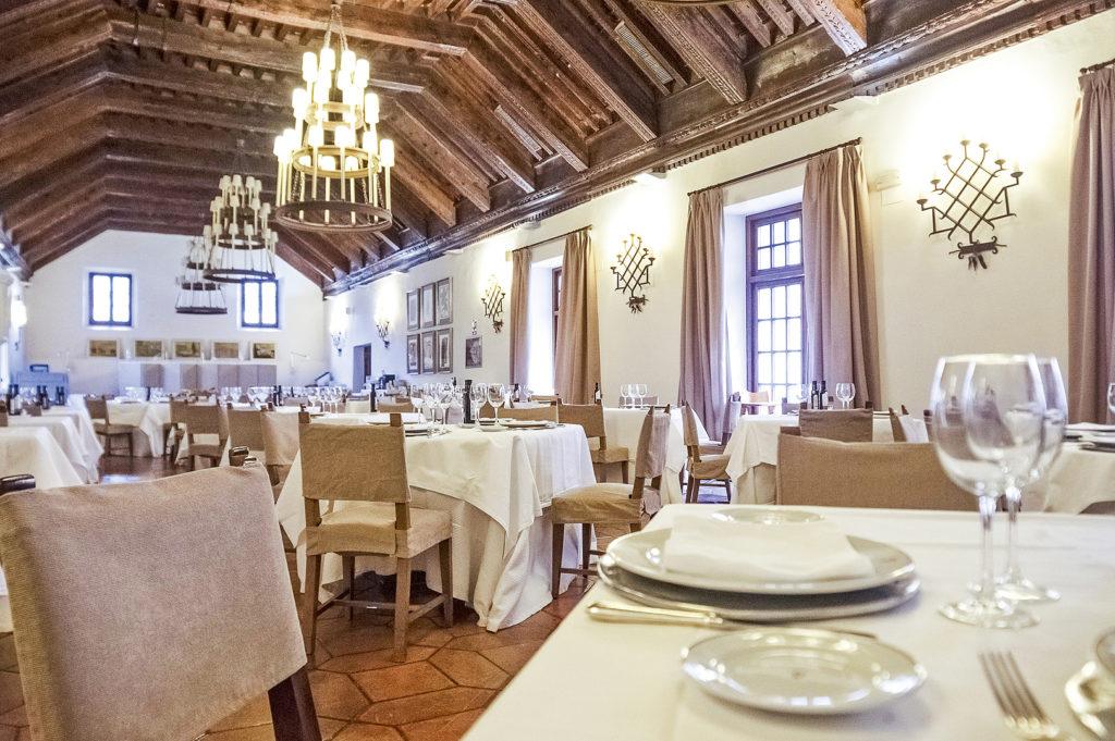 Restaurant Parador de Cuenca