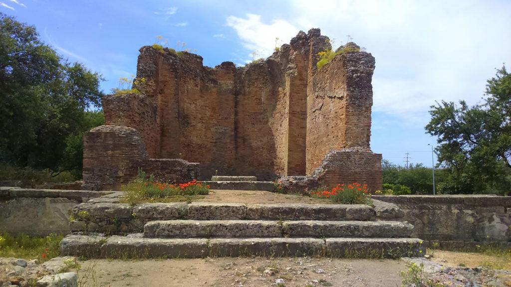Ruinen Milreu Algarve