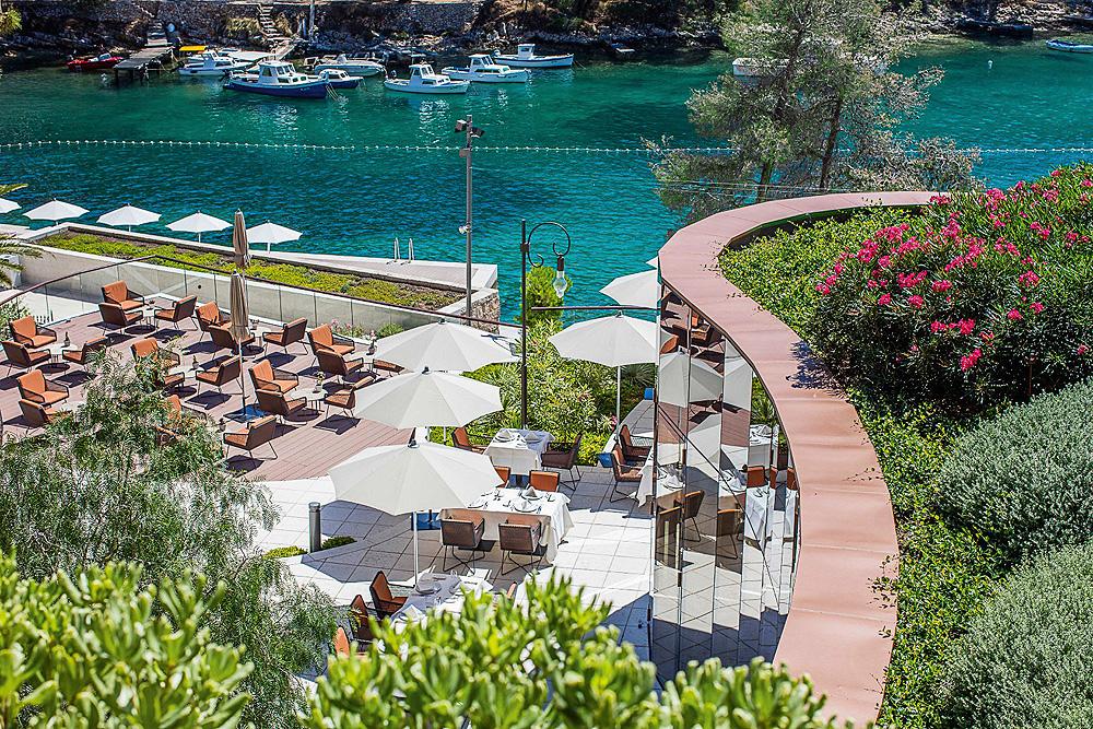 Außenanlage Boutique Hotel Alhambra