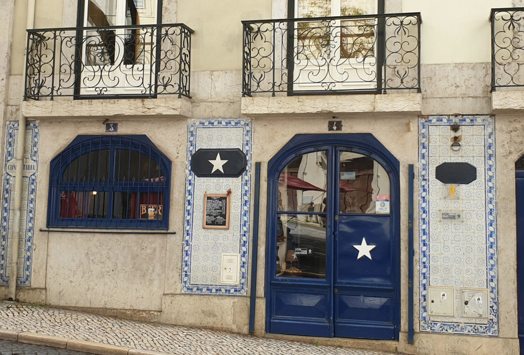 Restaurant Estrela da Sé Lissabon