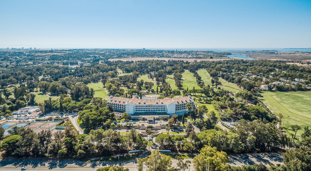 Luftbild Penina Hotel & Golf Resort