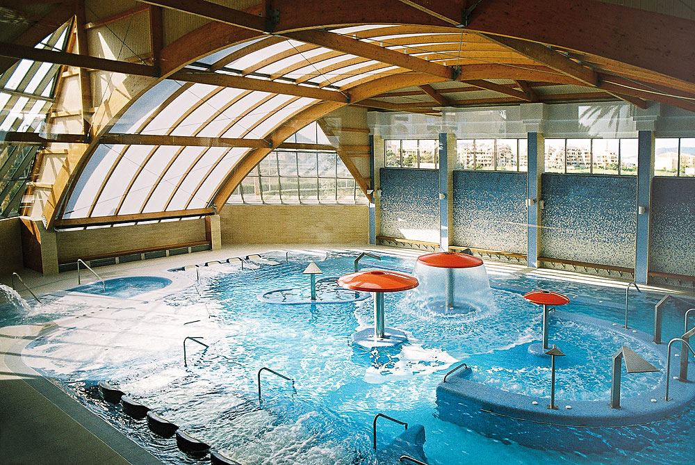 Indoor Pool Protur Biomar Hotel Mallorca