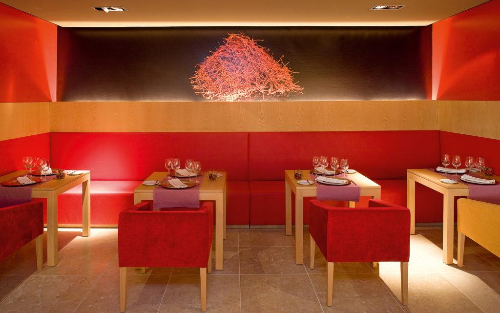 Azafran Restaurant Protur Biomar Gran Hotel