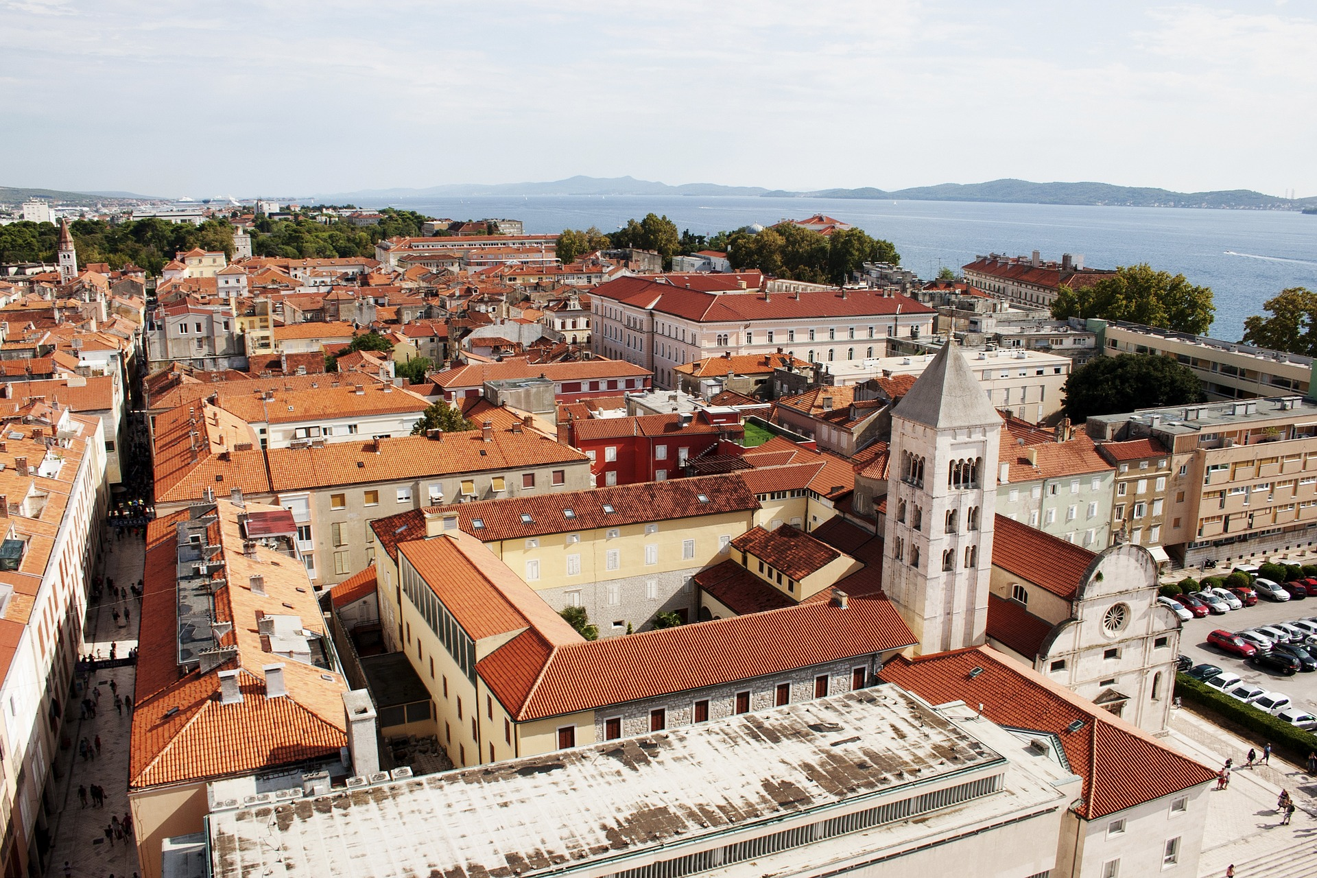 Zadar Altstadt